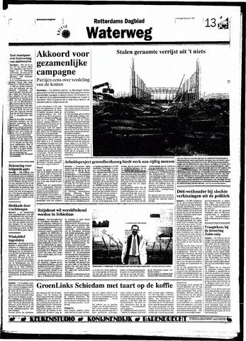 Rotterdamsch Nieuwsblad / Schiedamsche Courant / Rotterdams Dagblad / Waterweg / Algemeen Dagblad 1998-01-20