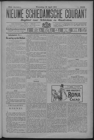Nieuwe Schiedamsche Courant 1913-04-16