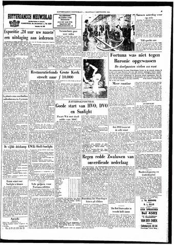 Rotterdamsch Nieuwsblad / Schiedamsche Courant / Rotterdams Dagblad / Waterweg / Algemeen Dagblad 1964-09-07