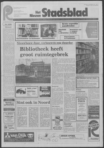 Het Nieuwe Stadsblad 1981-11-20