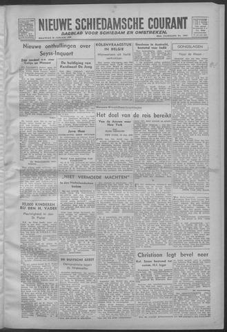 Nieuwe Schiedamsche Courant 1946-01-28