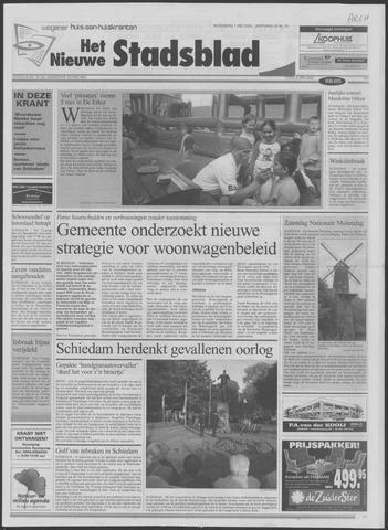 Het Nieuwe Stadsblad 2003-05-07