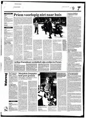 Rotterdamsch Nieuwsblad / Schiedamsche Courant / Rotterdams Dagblad / Waterweg / Algemeen Dagblad 1998-08-21