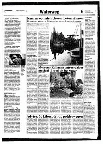 Rotterdamsch Nieuwsblad / Schiedamsche Courant / Rotterdams Dagblad / Waterweg / Algemeen Dagblad 1993-08-19