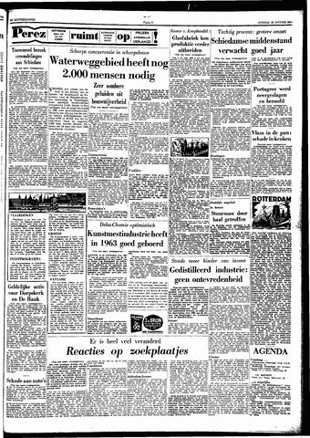 Trouw / De Rotterdammer 1964-01-28