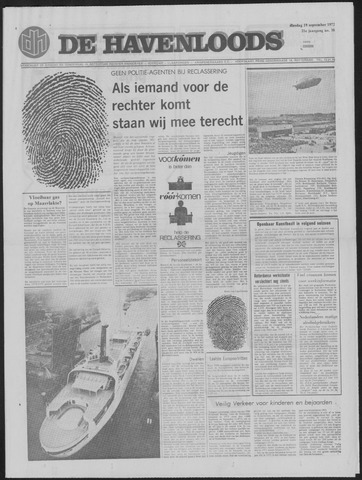 De Havenloods 1972-09-19