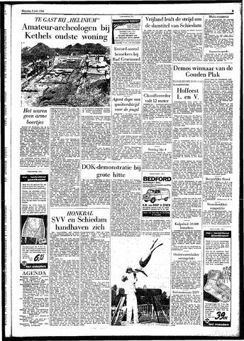 Rotterdamsch Parool / De Schiedammer 1961-07-03