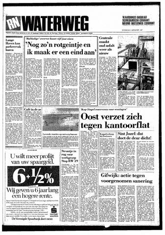 Rotterdamsch Nieuwsblad / Schiedamsche Courant / Rotterdams Dagblad / Waterweg / Algemeen Dagblad 1987-09-02