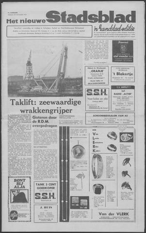 Het Nieuwe Stadsblad 1969-11-28