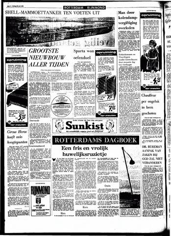 Rotterdamsch Parool / De Schiedammer 1966-07-22