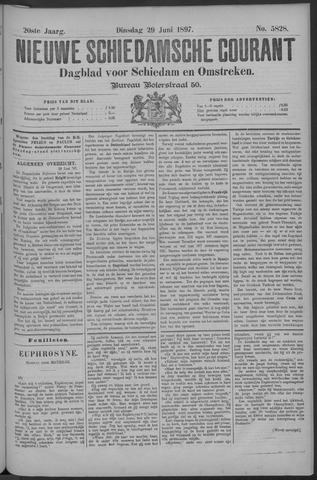 Nieuwe Schiedamsche Courant 1897-06-29