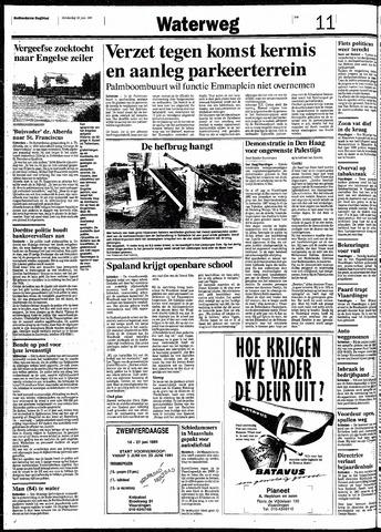 Rotterdamsch Nieuwsblad / Schiedamsche Courant / Rotterdams Dagblad / Waterweg / Algemeen Dagblad 1991-06-13