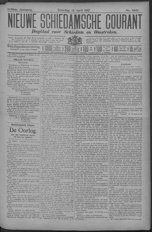 Nieuwe Schiedamsche Courant 1917-04-14