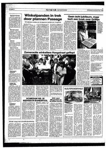 Het Vrije volk 1990-08-24