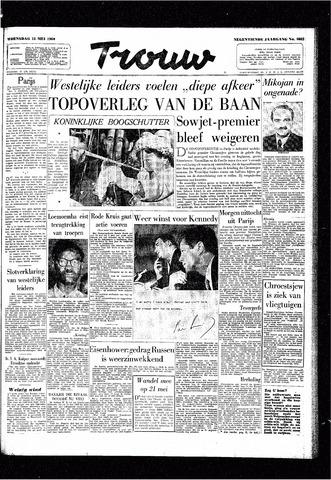 Trouw / De Rotterdammer 1960-05-18