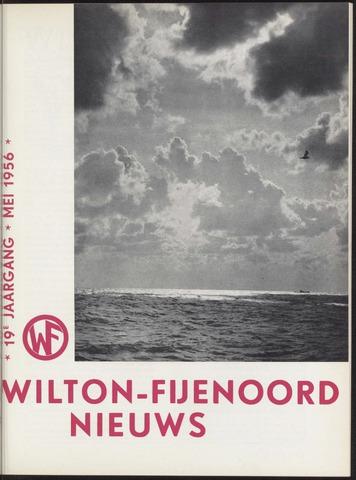 Wilton Fijenoord Nieuws 1956-05-01