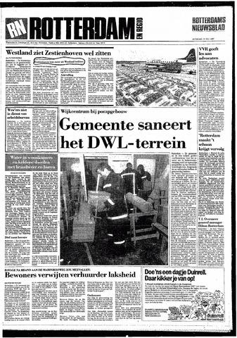 Rotterdamsch Nieuwsblad / Schiedamsche Courant / Rotterdams Dagblad / Waterweg / Algemeen Dagblad 1987-07-18