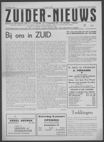 Zuider Nieuws 1962-01-13