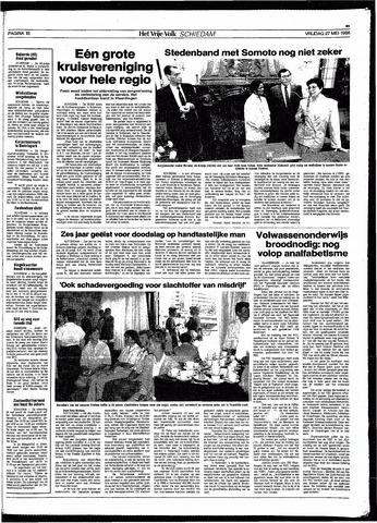 Het Vrije volk 1988-05-27