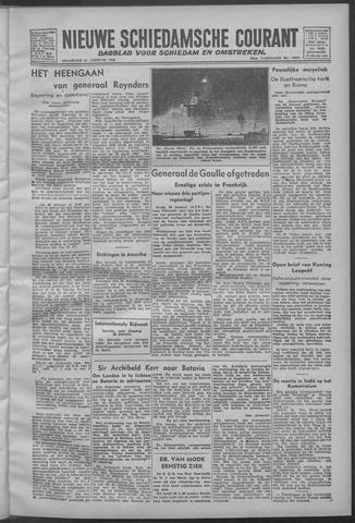 Nieuwe Schiedamsche Courant 1946-01-21