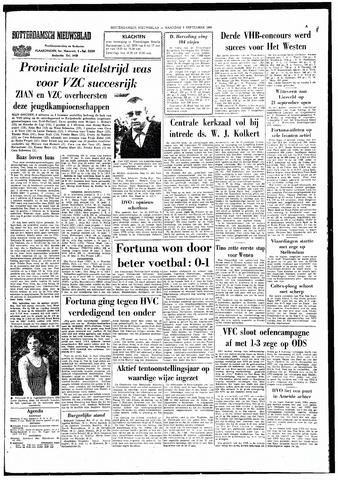 Rotterdamsch Nieuwsblad / Schiedamsche Courant / Rotterdams Dagblad / Waterweg / Algemeen Dagblad 1966-09-05