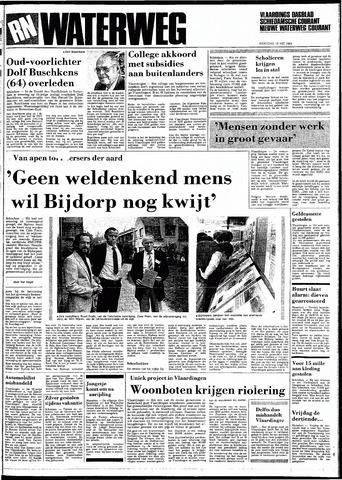 Rotterdamsch Nieuwsblad / Schiedamsche Courant / Rotterdams Dagblad / Waterweg / Algemeen Dagblad 1983-05-16