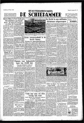 Rotterdamsch Parool / De Schiedammer 1949-03-31