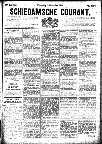 Schiedamsche Courant 1916-11-15