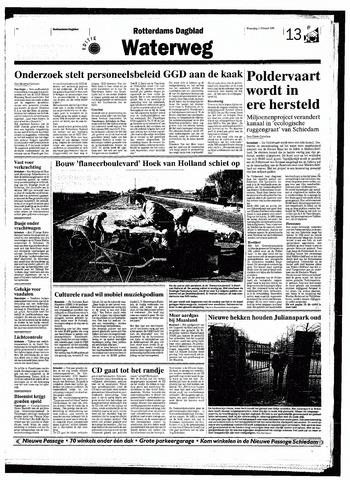 Rotterdamsch Nieuwsblad / Schiedamsche Courant / Rotterdams Dagblad / Waterweg / Algemeen Dagblad 1998-02-11