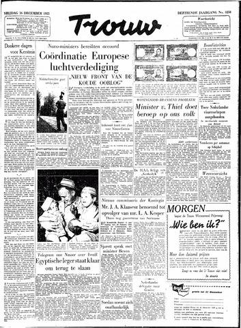 Trouw / De Rotterdammer 1955-12-16