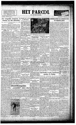 Rotterdamsch Parool / De Schiedammer 1947-01-09