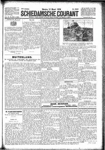 Schiedamsche Courant 1929-03-12