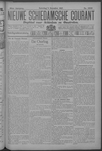 Nieuwe Schiedamsche Courant 1917-12-08