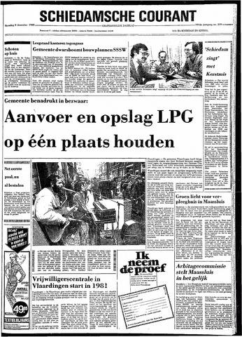 Rotterdamsch Nieuwsblad / Schiedamsche Courant / Rotterdams Dagblad / Waterweg / Algemeen Dagblad 1980-12-08