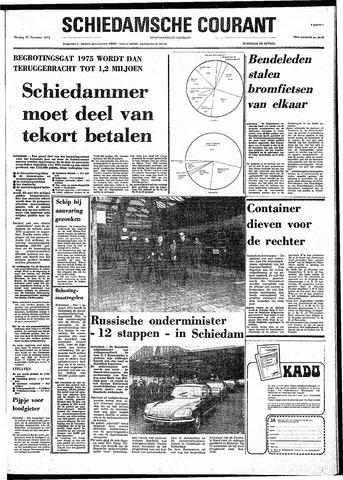 Rotterdamsch Nieuwsblad / Schiedamsche Courant / Rotterdams Dagblad / Waterweg / Algemeen Dagblad 1974-11-12