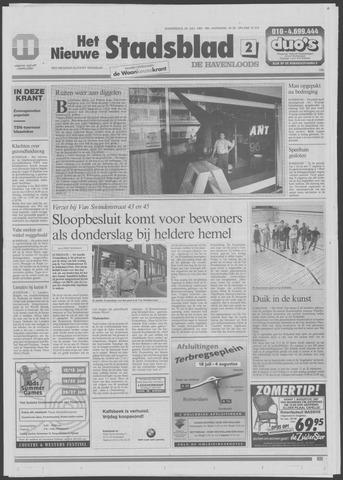 Het Nieuwe Stadsblad 1997-07-24