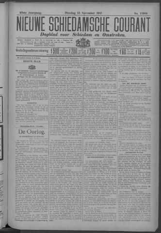 Nieuwe Schiedamsche Courant 1917-11-13
