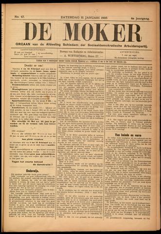 De Moker 1905-01-21