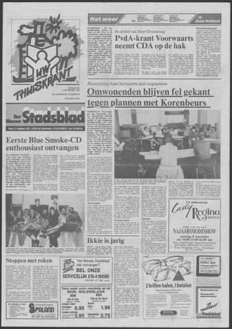 Het Nieuwe Stadsblad 1990-09-05