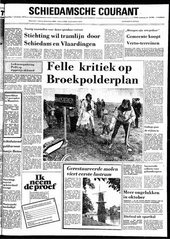 Rotterdamsch Nieuwsblad / Schiedamsche Courant / Rotterdams Dagblad / Waterweg / Algemeen Dagblad 1979-11-07