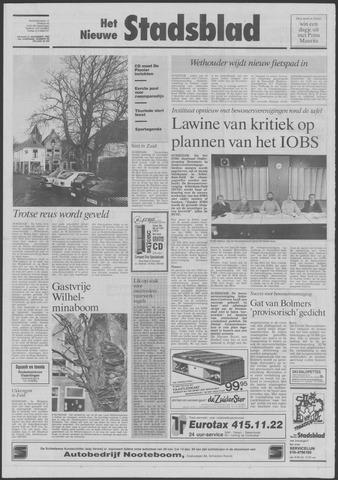 Het Nieuwe Stadsblad 1992-11-27