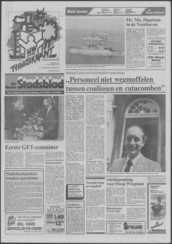 Het Nieuwe Stadsblad 1990-09-26