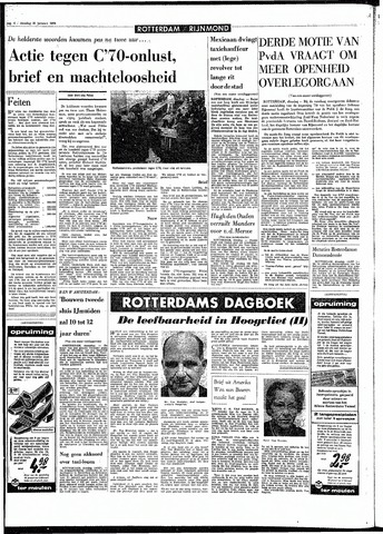 Rotterdamsch Parool / De Schiedammer 1970-01-20