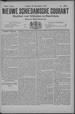 Nieuwe Schiedamsche Courant 1897-12-10