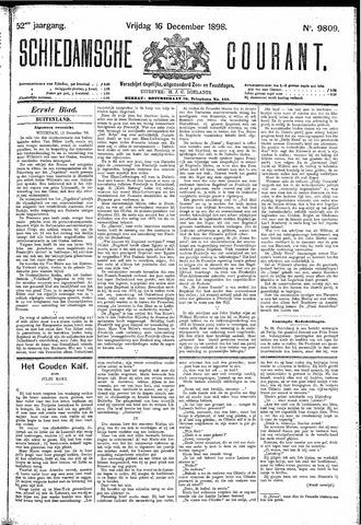 Schiedamsche Courant 1898-12-16