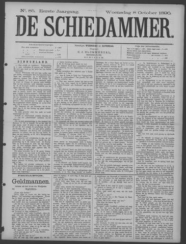 De Schiedammer 1890-10-08