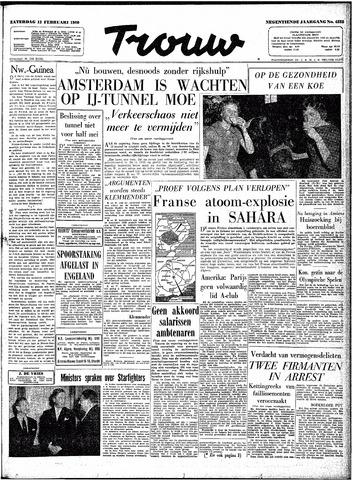 Trouw / De Rotterdammer 1960-02-13