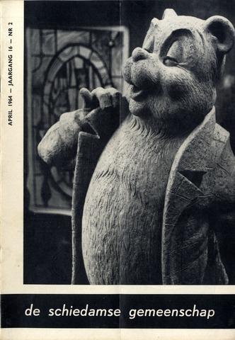 Schiedamse Gemeenschap (tijdschrift) 1964-04-01