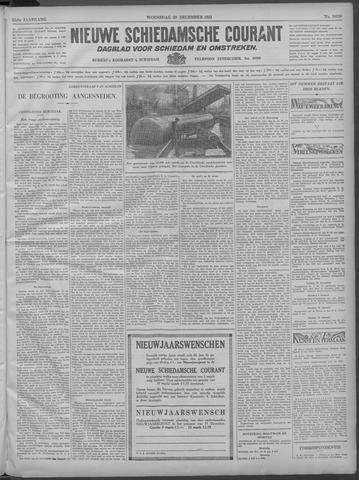 Nieuwe Schiedamsche Courant 1932-12-28