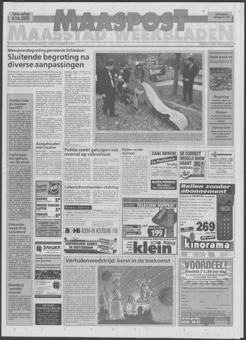 Maaspost / Maasstad / Maasstad Pers 1998-10-21